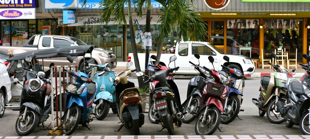 motorbike tours in chiang mai