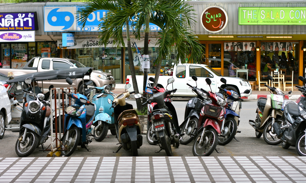 motorbike tours in chiang mai