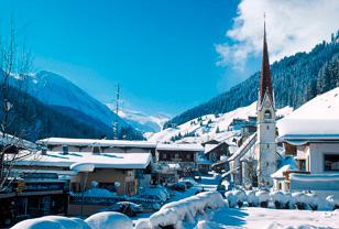 Ski Trip to La Plagne