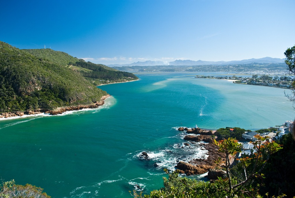 The Garden Route has dreamy scenery