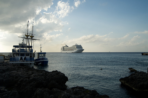 get late deals on P&O cruises for the spring