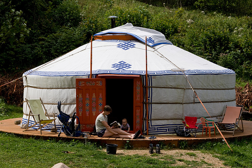 french-yurts