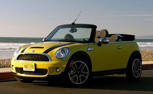 MINI new car deals