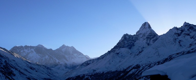 Take a Hike…Up Everest