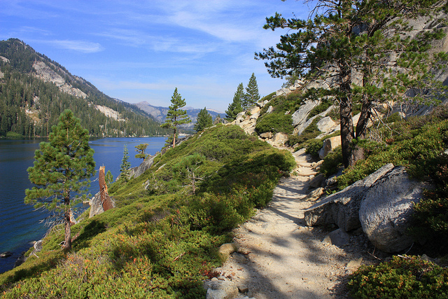 The Pacific Crest Trail is one of the most extreme hiking trips out there ... photo by CC user raybouk on Flickr