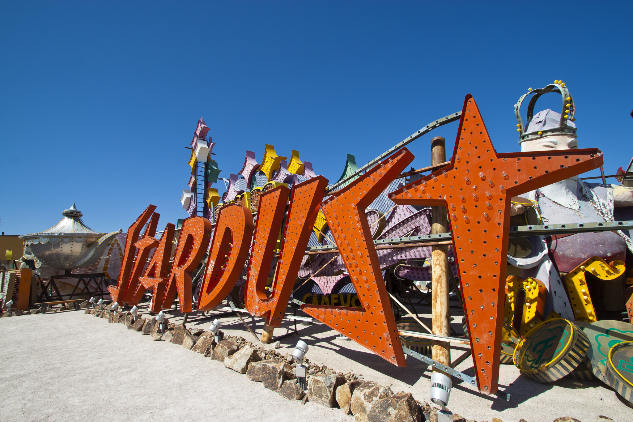 The Boneyard is a must visit when visiting Las Vegas ... photo by CC user gee01 on Flickr