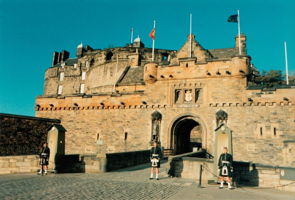 Edinburgh Castle is one of many barrier free attractions in the UK