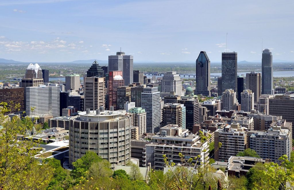 Montreal is Quebec's biggest city
